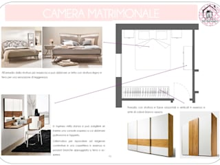 Modern style bedroom by STUDIO ARCHIBENESSERE Modern