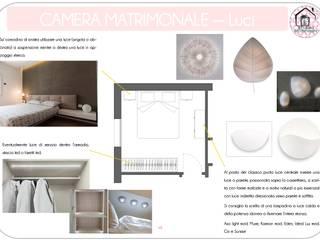 Dormitorios de estilo moderno de STUDIO ARCHIBENESSERE Moderno