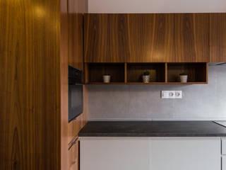 Apartamento T1- short renting por GF Designers de Interiores