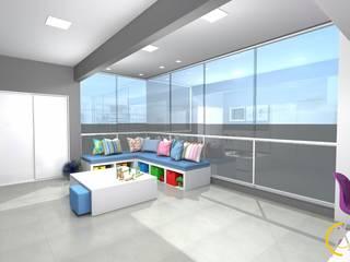 Oleh Arquiteta Carol Algodoal Arquitetura e Interiores Modern