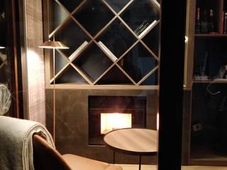 Casa Foa 2018 Home Office Oficinas y bibliotecas de estilo moderno de Kaa Interior | Arquitectura de Interior | Santiago Moderno
