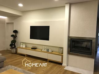 Sala Estar por Home'Art