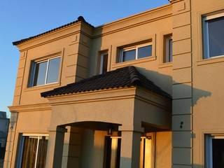 บ้านเดี่ยว โดย Opra Nova - Arquitectos - Buenos Aires - Zona Oeste,