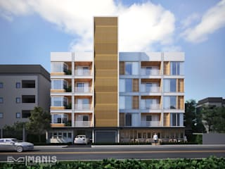Manis Apartment:  โรงแรม by evodezign co.,ltd.