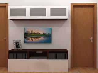 Salón: Salones de estilo  de M2 Al Detalle
