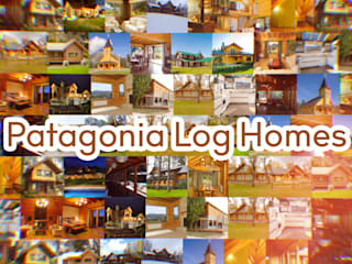 by Patagonia Log Homes - Arquitectos - Neuquén