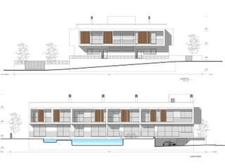 Condominio Privado, Quarteira por VM_arquitetura