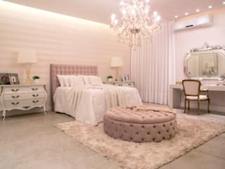 Bedroom by Livia Martins Arquitetura e Interiores, Classic