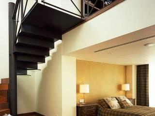 INTERIORISMO: Salas de estilo  por Maya Arquitectura