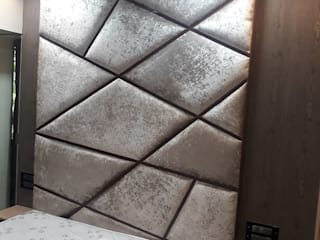 Interior designs in mumbai:   by DHARMA INTERIOR PVT LTD™