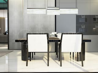 Modern Dining Room by NEUMARK Modern