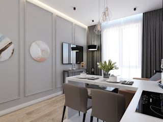 Cucina in stile  di Design studio TZinterior group
