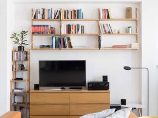 Moderne Wohnzimmer von Grippo + Murzi Architetti Modern