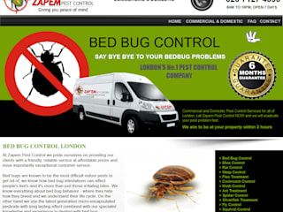 by Zapem Pest Control London