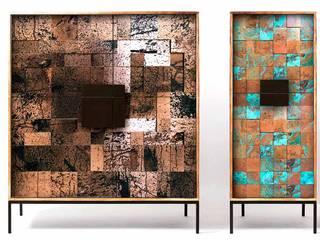 Pladec - Painéis de Metal:   por CreativeArq,Moderno