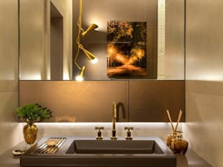 Modern bathroom by Camarina Studio Modern