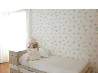 غرفة نوم أولاد تنفيذ ALARCA. Interiorismo&Hogar