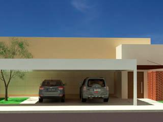 Single family home by Fávero Arquitetura + Interiores, Modern