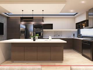 CODIAN CONSTRUCTORA Kitchen