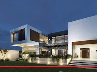 CODIAN CONSTRUCTORA Modern houses