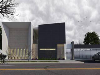 de RJ Arquitectos Moderno