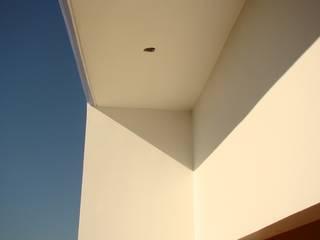 casa luna de nido arquitectos Moderno