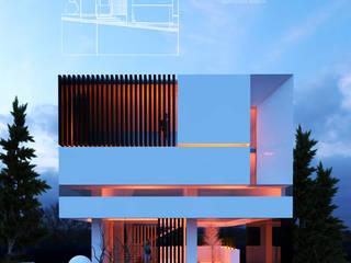 by EMPORIO Arquitectura e Ingenieria Сучасний
