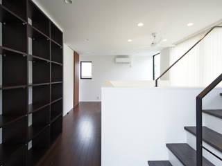TERAJIMA ARCHITECTS의  서재 & 사무실