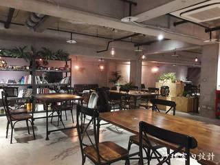 沙瑪室內裝修有限公司 Industrial style offices & stores