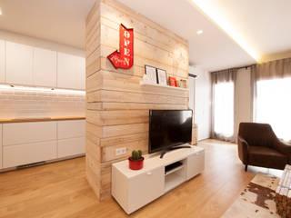 Ruang Keluarga oleh Sincro