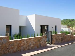Residencial Naranjo de 2J Arquitectura Moderno