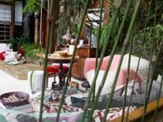 Casa Design 2018-  Aninha Benayon: Jardins de inverno  por Arquitetura em foto