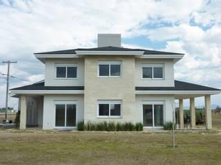 Casa na Praia - Xangri-lá por Mosaico Arquitetura Moderno