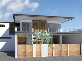 by Zhardei Alyson Architect Modern