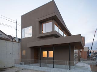 de ラブデザインホームズ/LOVE DESIGN HOMES Ecléctico