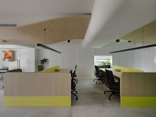 Offices & stores by Fu design