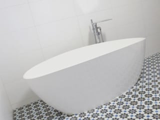Cerames Classic style bathrooms White