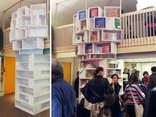 Libreria Aribac di auge architetti Moderno
