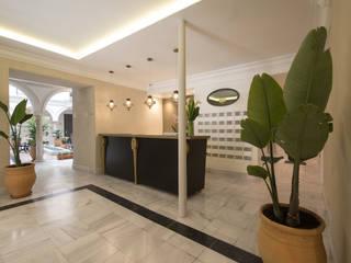 Hotel Gravina 51**** Hoteles de estilo clásico de Interiorismo Conceptual estudio Clásico