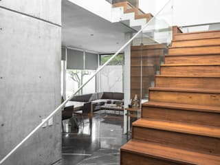 TaAG Arquitectura Stairs Wood-Plastic Composite Wood effect
