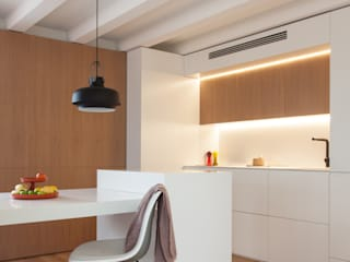 YLAB Arquitectos Kitchen