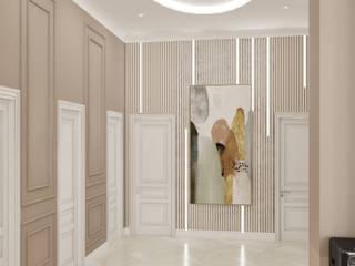 """Дизайн-проект салона красоты """"Карамель"""": Коммерческие помещения в . Автор – Style Home"""
