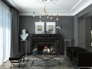Salon classique par Style Home Classique