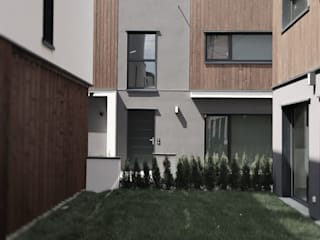 Apartamentos Du Camp por OGGOstudioarchitects, unipessoal lda Minimalista