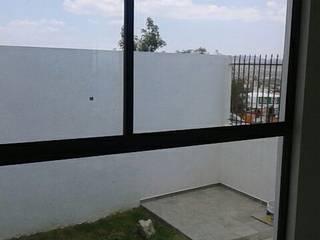 Proyecto Minimalista, Pachuquilla Hidalgo : Jardines de estilo minimalista por HH ARQUITECTURA