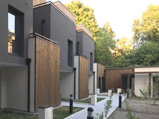 Edifício de apartamentos Georges Gay Casas modernas por OGGOstudioarchitects, unipessoal lda Moderno