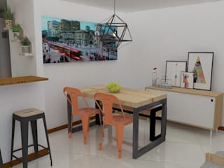 Dining room by Naromi  Design