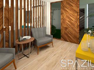 SPAZIUM ARQUITECTURA INTERIOR Modern home