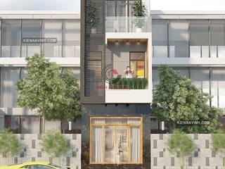 Kiến An Vinh Casas de estilo moderno
