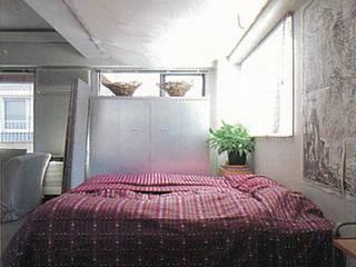 Dormitorios de estilo moderno de JWA,Jun Watanabe & Associates Moderno